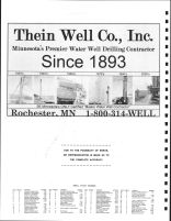 Elba Township Owners Directory, Ad - Thein Well Co., Inc., Winona County 2004